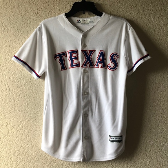 quality design 83805 40b40 Joey Gallo Texas Rangers MLB baseball Jersey